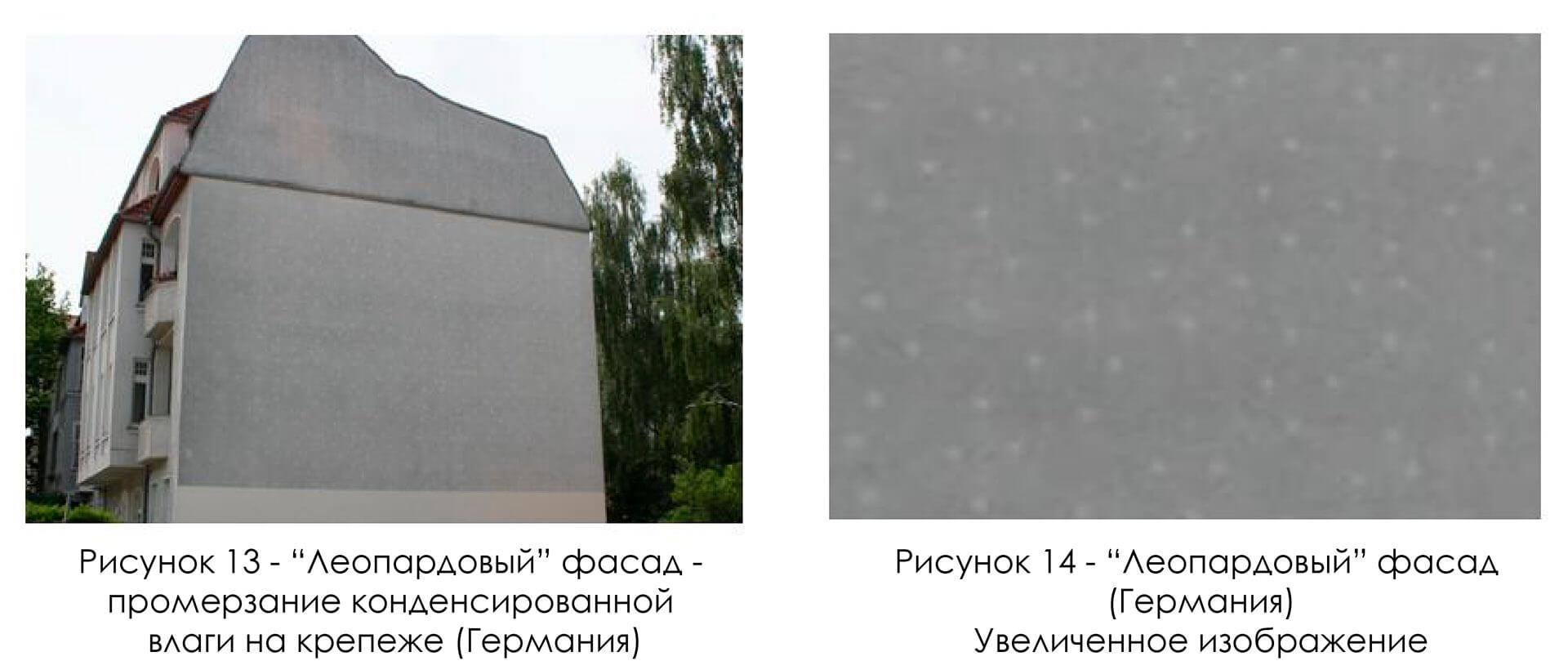 хорошо хранится фото промерзания фасада сочные
